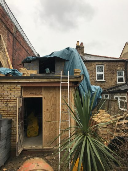 IMG 0768 416x555 - Eden Rd, E17, Double Story Rear Extension & Full Refurbishment