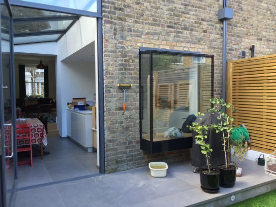 IMG 1228 555x416 - Blackheath, SE3, Rear Extension & Decoration