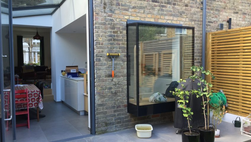 IMG 1228 848x480 - Blackheath, SE3, Rear Extension & Decoration